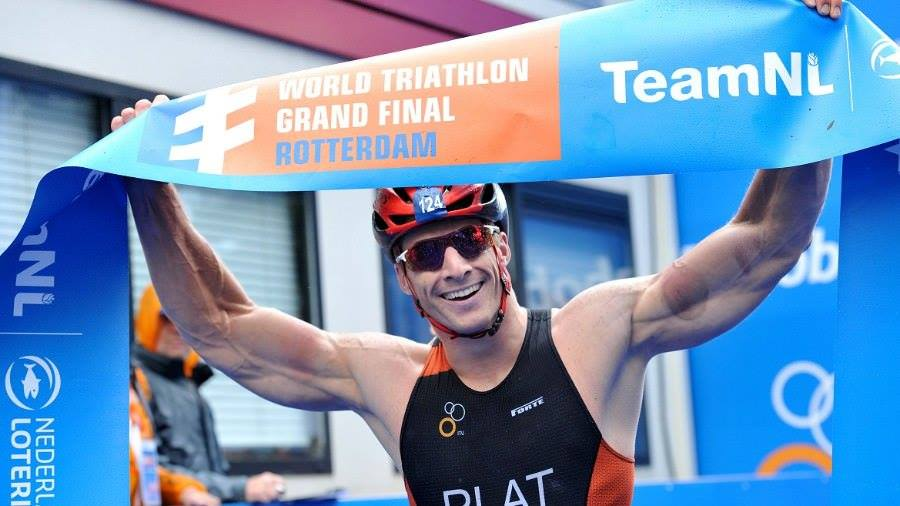 Jetze Plat Triathlon Rotterdam