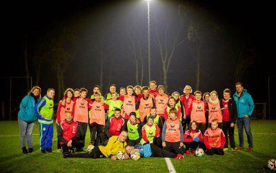 Sponsoring van het G-voetbal bij KDO